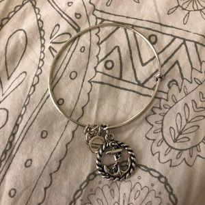 Alex & Ani Anchor Bracelet